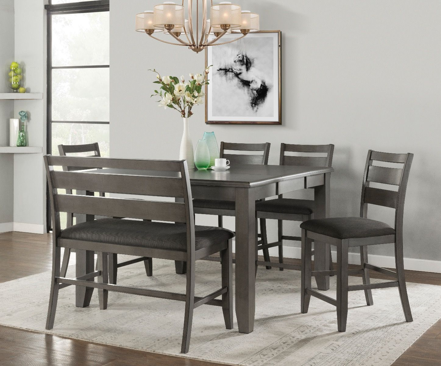 Mason Pub Set Harrington Home Furniture